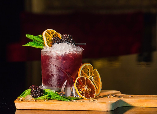 Alcholic drinks photography