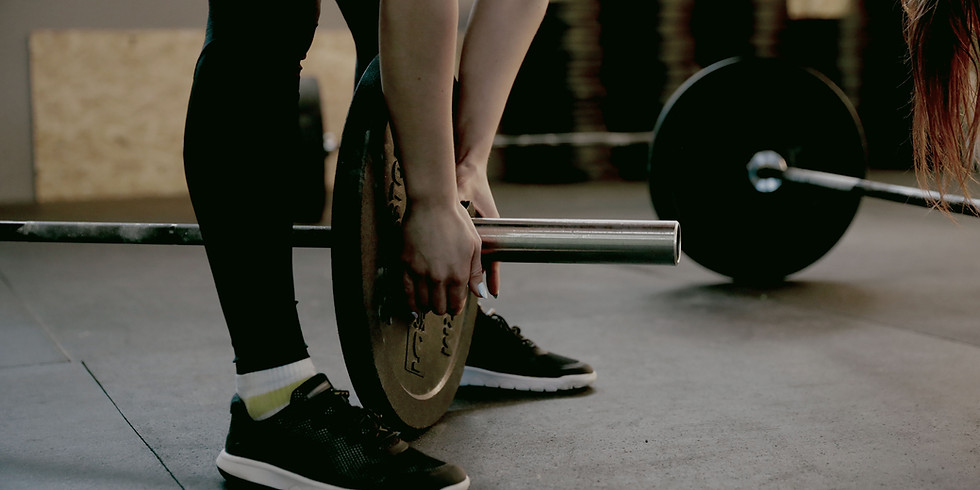 From Pointe Shoes to Barbells