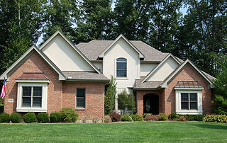 Residential Brick House in Crestwood, Kentucky