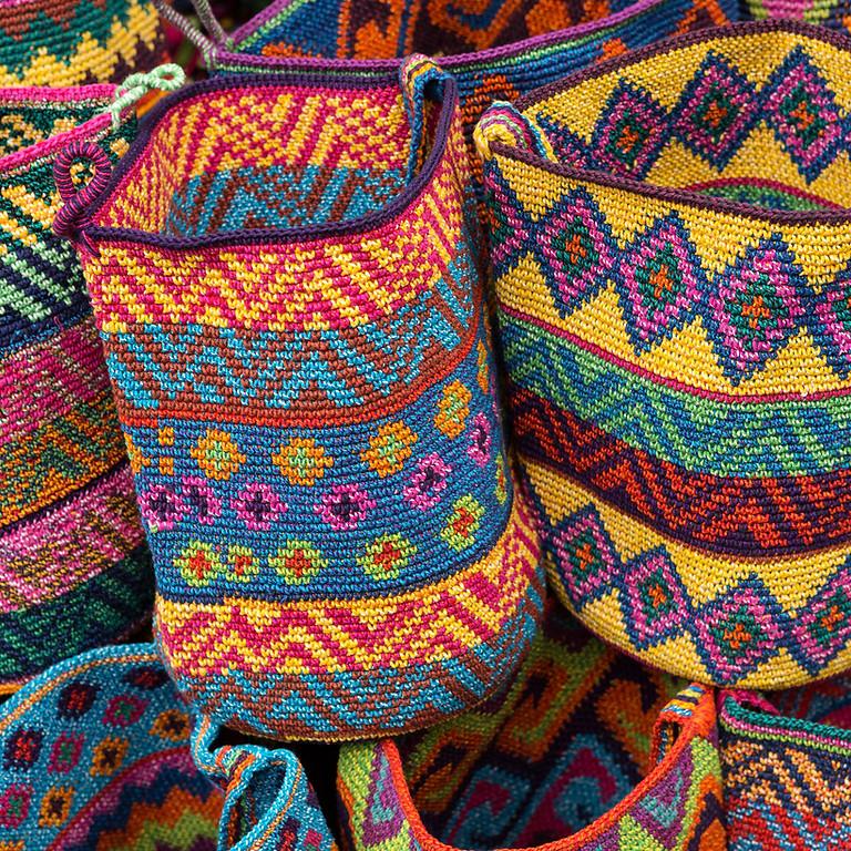 Drop-in Craft Sundays: Art From Around The World