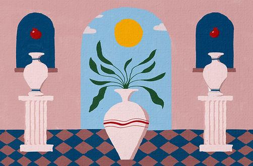 Greek Painting