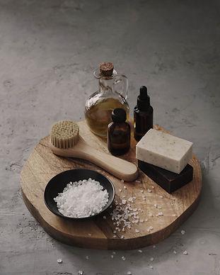 Productos de belleza orgánicos