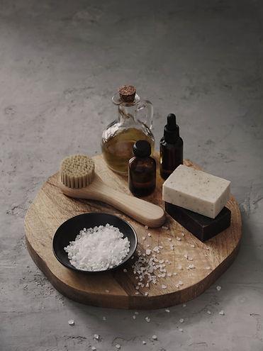 Органические косметические продукты