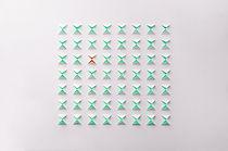 Recortes de papel abstractos