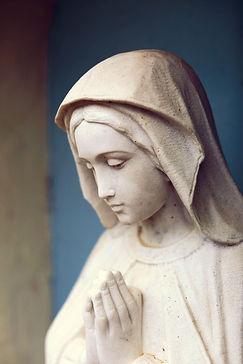 マリアの像
