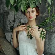 Modell in der Natur