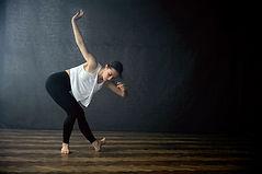 여성 댄서
