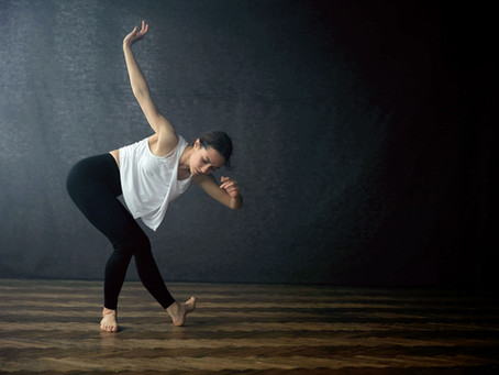 Embodied Movement In Managing Stress and Anxiety