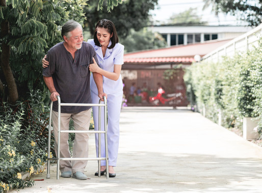 The High Cost of Caregiving: Why You Need to Be Concerned