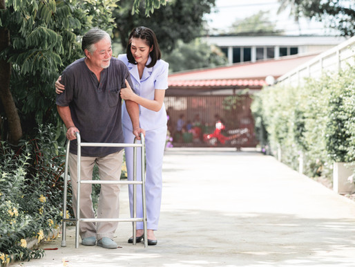 110- The High Cost of Caregiving: Why You Need to Be Concerned