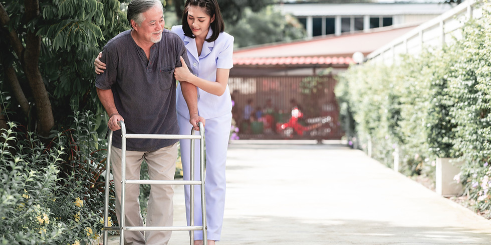 VIRTUAL: Caregiver Support Group - Responding to Resistant Behavior