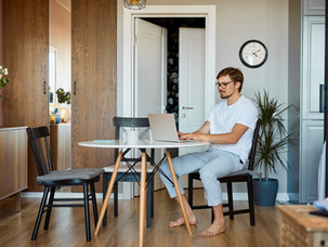 Staying Connected with Co-Workers While Working from Home