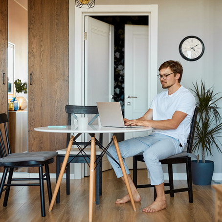 Working from home and business insurance