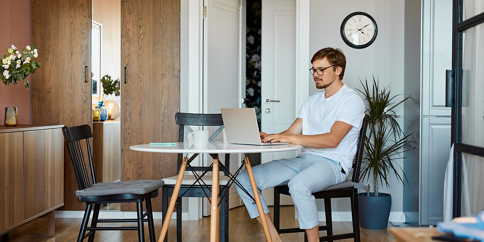 """The """"Stuck Working From Home"""" Ergo and Back Pain Seminar"""