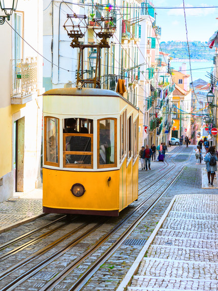 Bonde elétrico de Lisboa