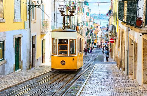 Tramway de Lisbonne