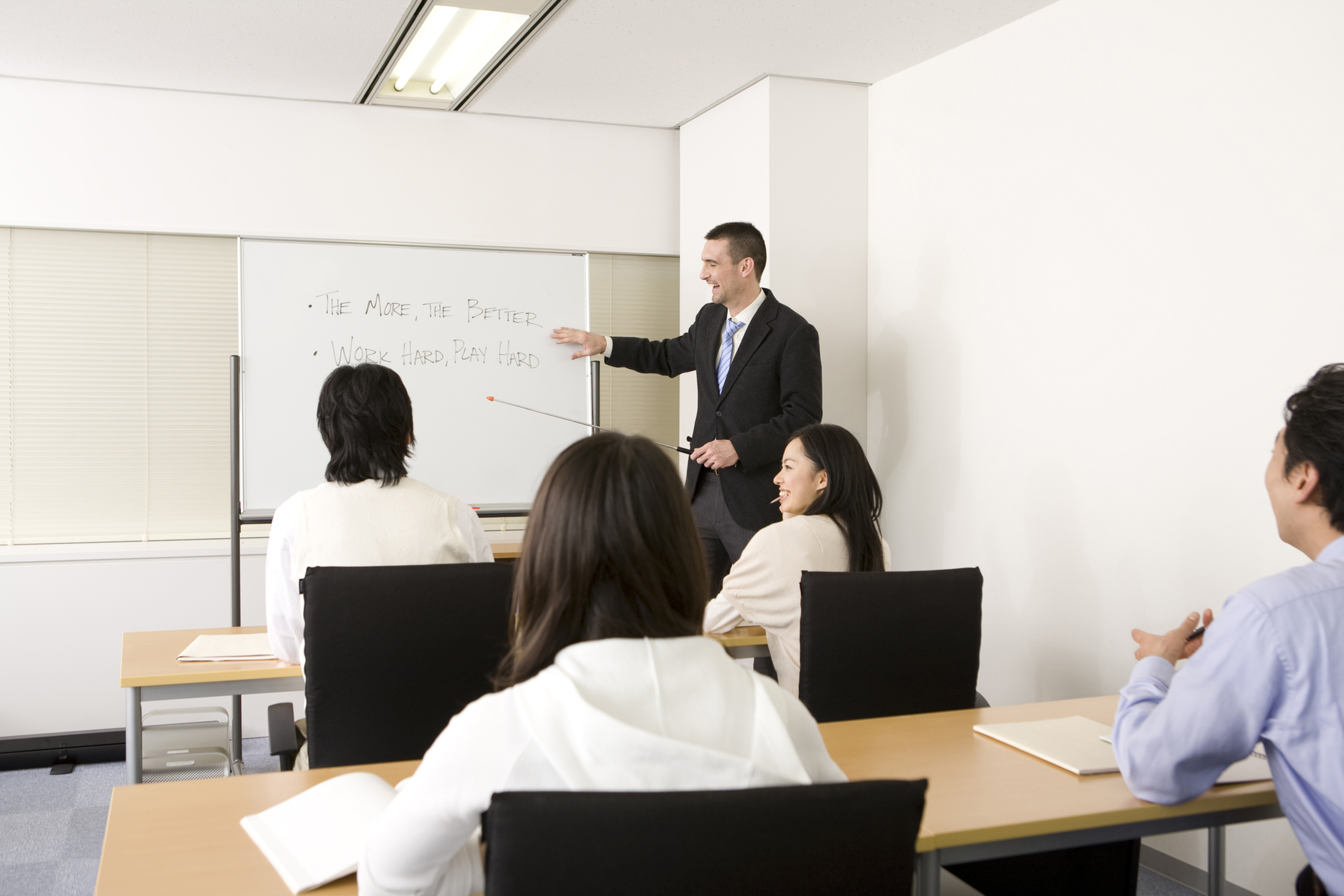 Training Courses - See About Page