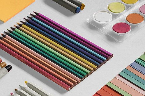 Art Supplies Grades 1 - 3