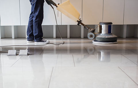 King Organic Tile & grout cleaning