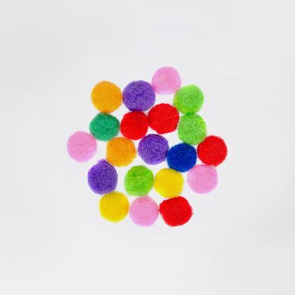 colorful-pompoms