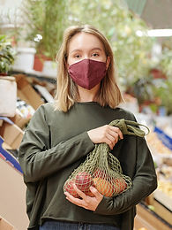 Shopping with Mask