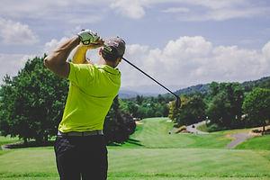 Tiro de golf