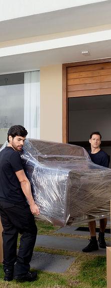 Pohybování gaučem