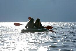 Kayak Silver Waters
