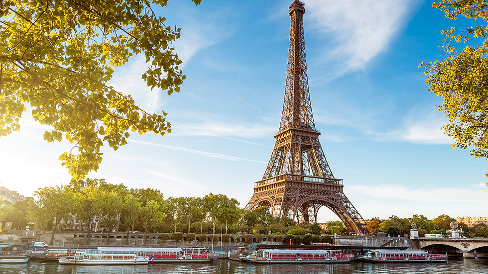 Cultures of Northern France -  6 Days / 5 Nights