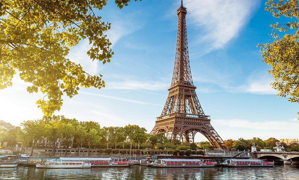 A Kid's Tour through Western Europe