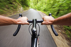 Manijas de bicicleta