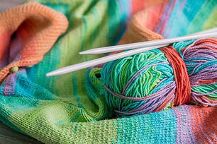 Kneedles and Yarn