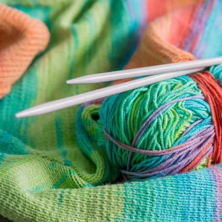 FREE KNITTING PATTERN- Shimmering Jade Knit Poncho