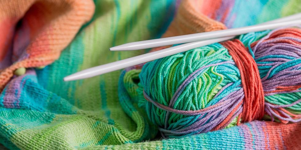 編み部 夜の会