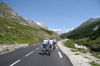 Picturesque Bike Route
