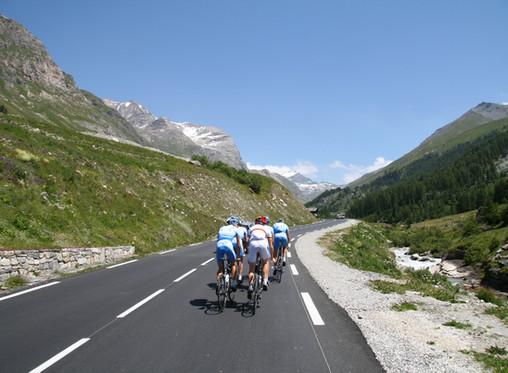 Partenariat réflexologique avec une association cycliste de Savoie