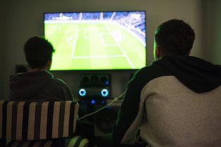 TV에서 축구