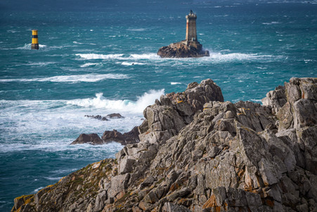 Phare en Bretagne