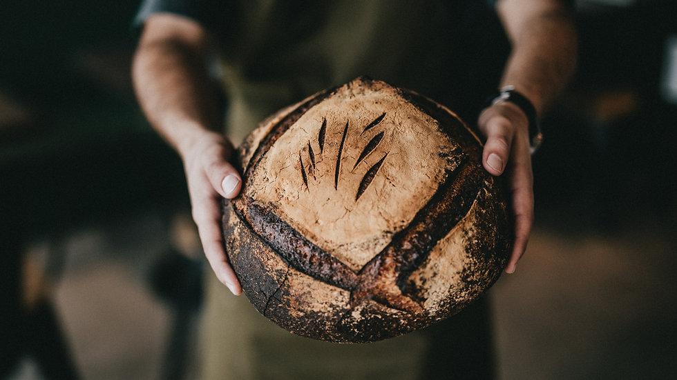 Multigrain Rye Bread