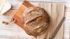 Bread-baking made easy: 3 variations on no-knead bread