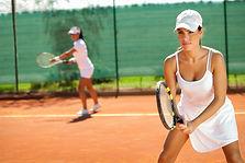 Tennis Doubles