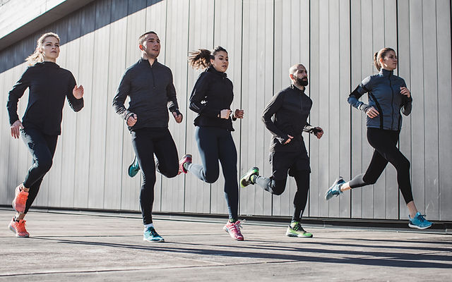 Steveston Medicine Shoppe CEP compression socks garments for running and recovery