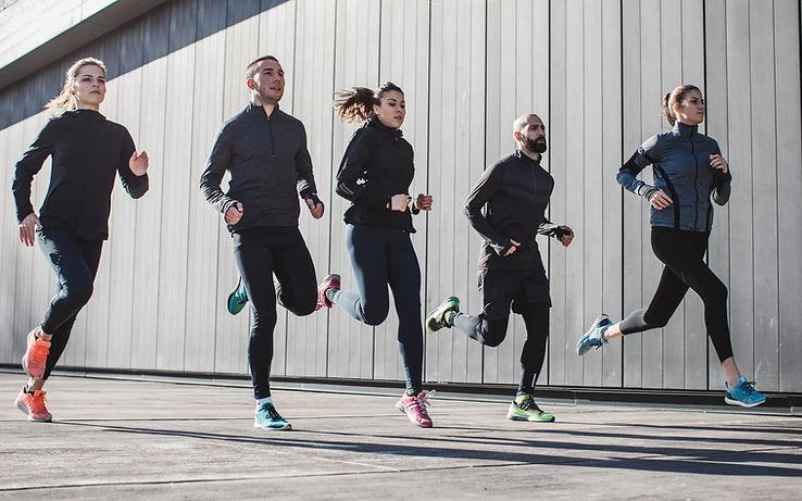 Running Squad