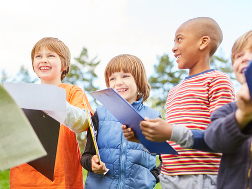 How To Incorporate Outdoor Activities In Your Child's Routine
