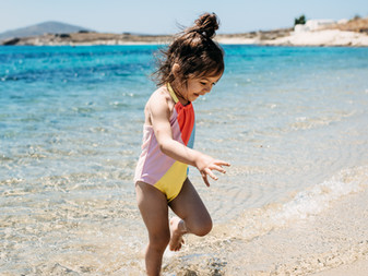 Safer Sunscreen for Children with Eco Child Care