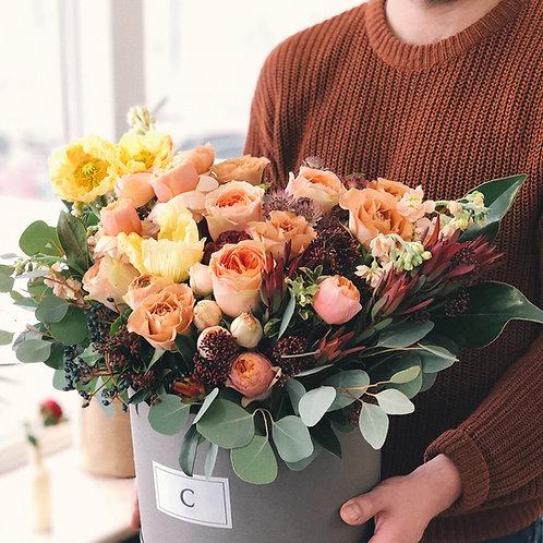3 Month June, July & Aug (1 Bouquet per month)