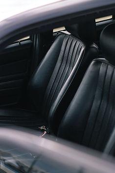 Sedili dell'auto