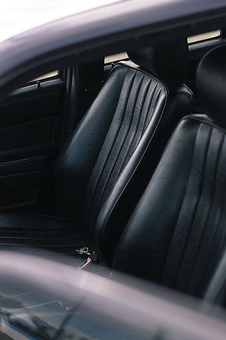 Sièges de voiture