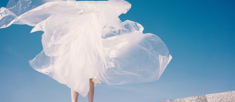 O plástico e o seu casamento