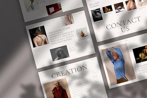 Landing Page Website Design